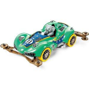 타미야 미니카 95569 Mini 4WD Elephant Racer VZ Chassis