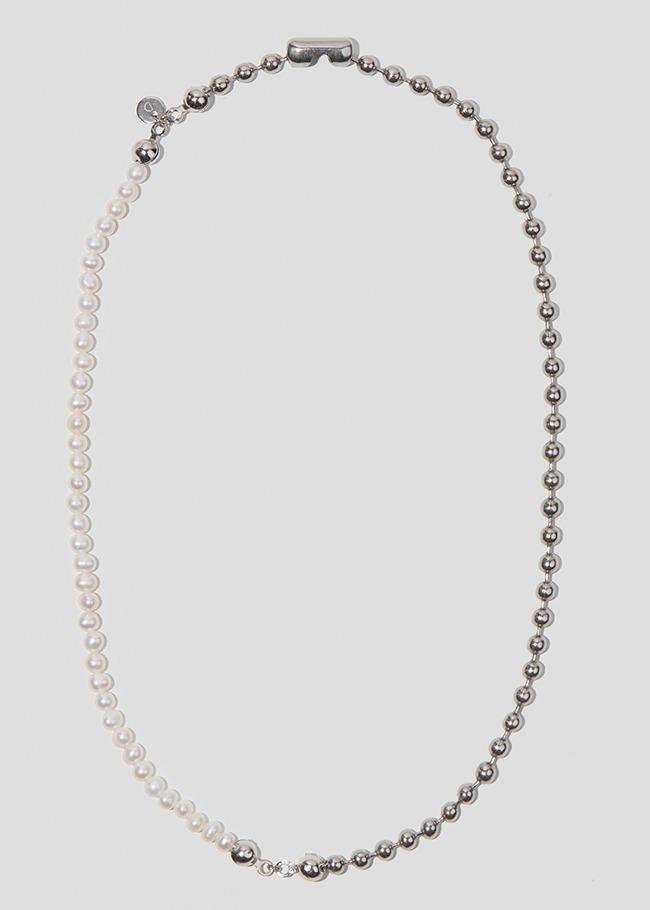 小众珍珠珠链项链