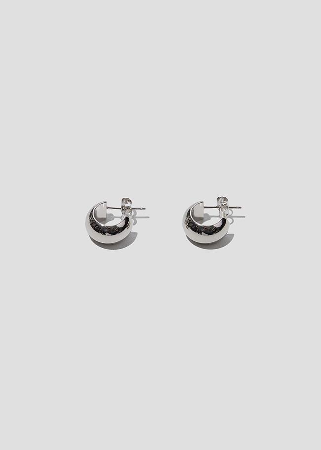 Half Hoop Mini Earrings