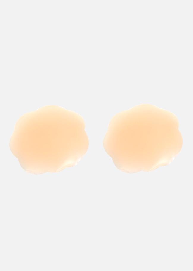 大版花形硅胶乳贴