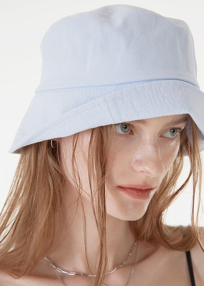 Stitched Brim Bucket Hat