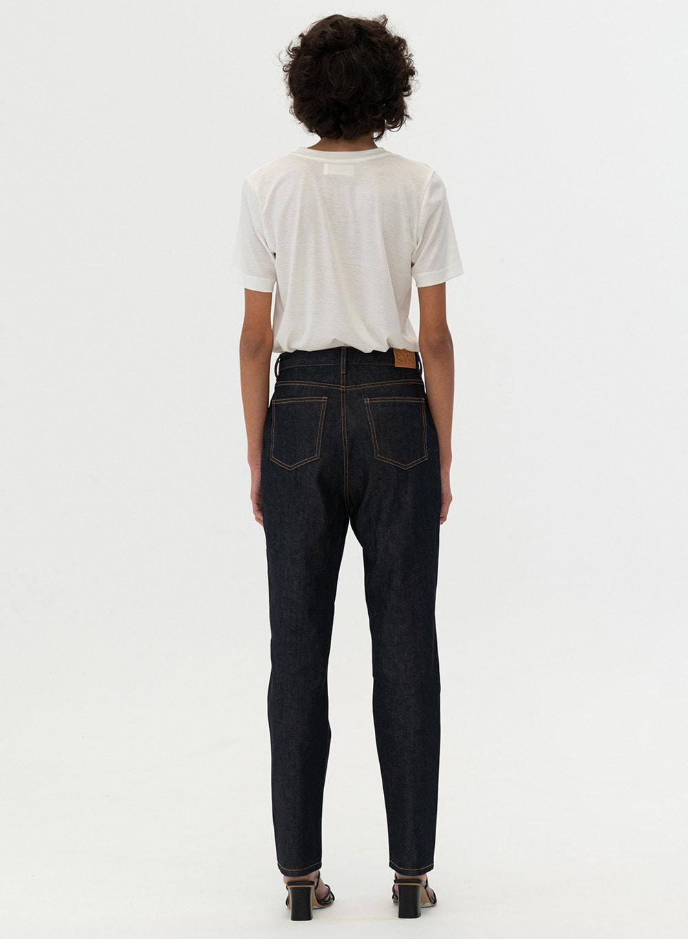 [ESSENTIAL] Triple Stitch Jeans Selvedge