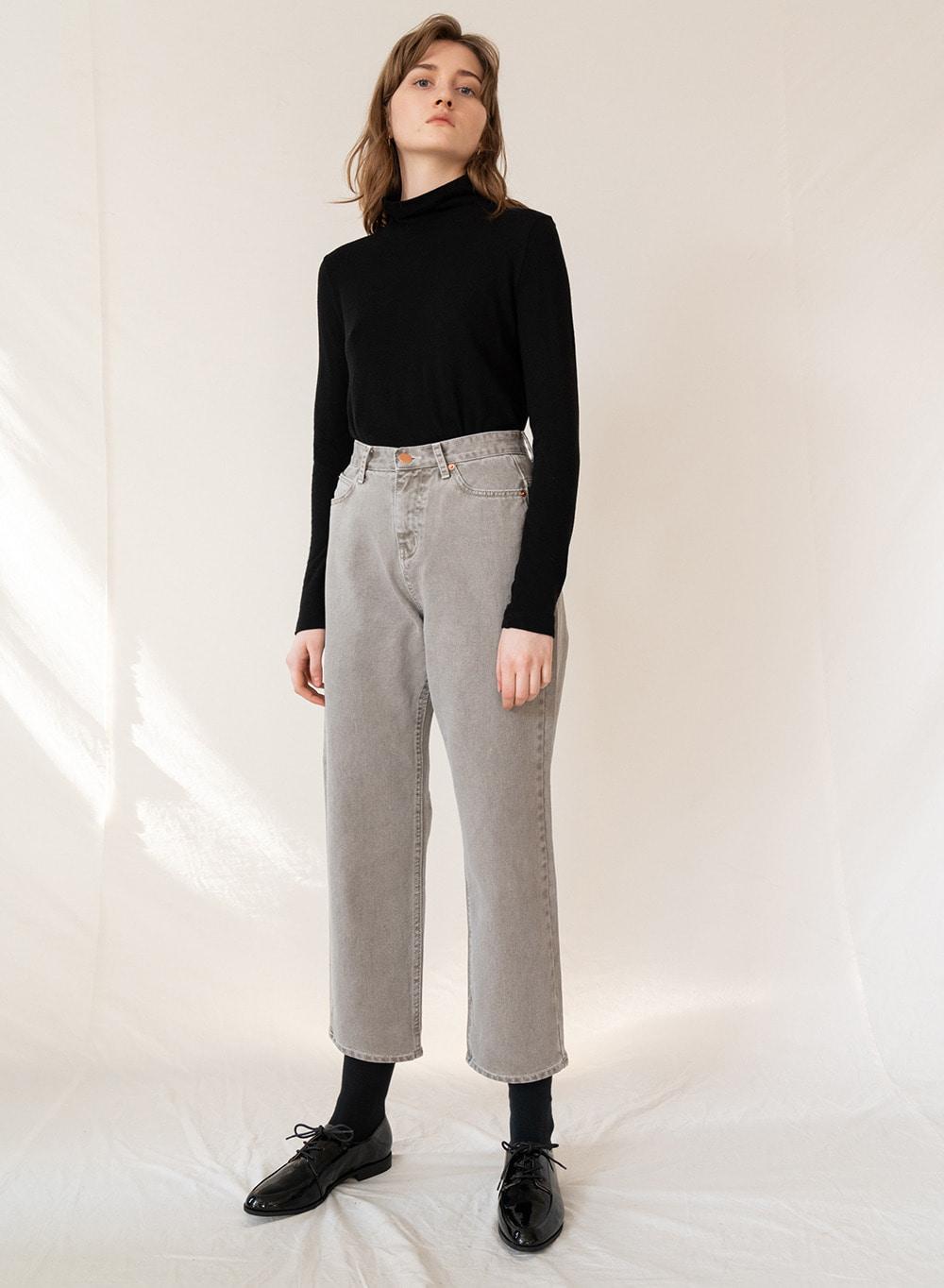 FW19 Jeans Dusty Gray
