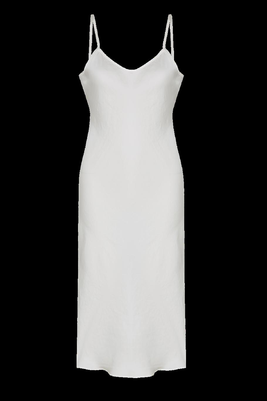 [ESSENTIAL] Camisole Dress Ivory (비침방지)