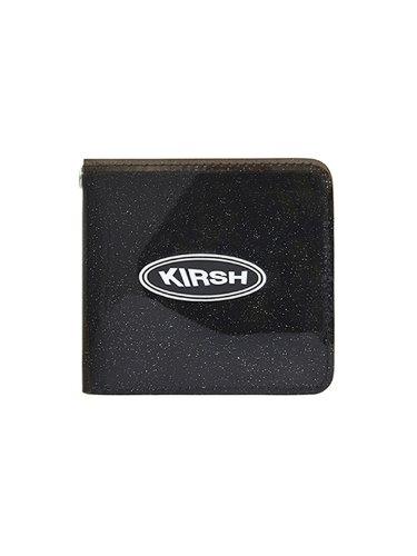 KIRSH POCKET PVC WALLET IH [BLACK]