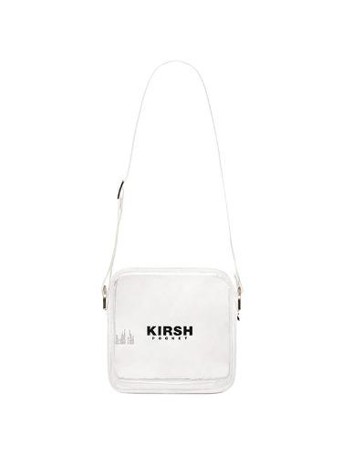 KIRSH POCKET PVC MINI BAG IH [CLEAR]