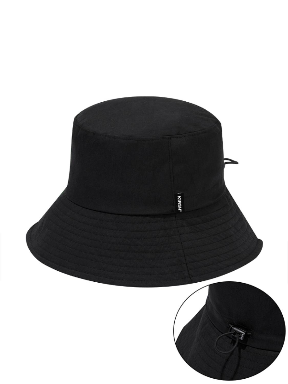 STRING BUCKET HAT KH [BLACK]