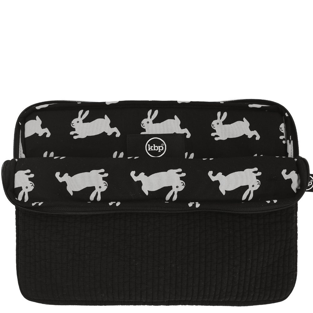 Quilting Happy Bunny Laptop Pouch