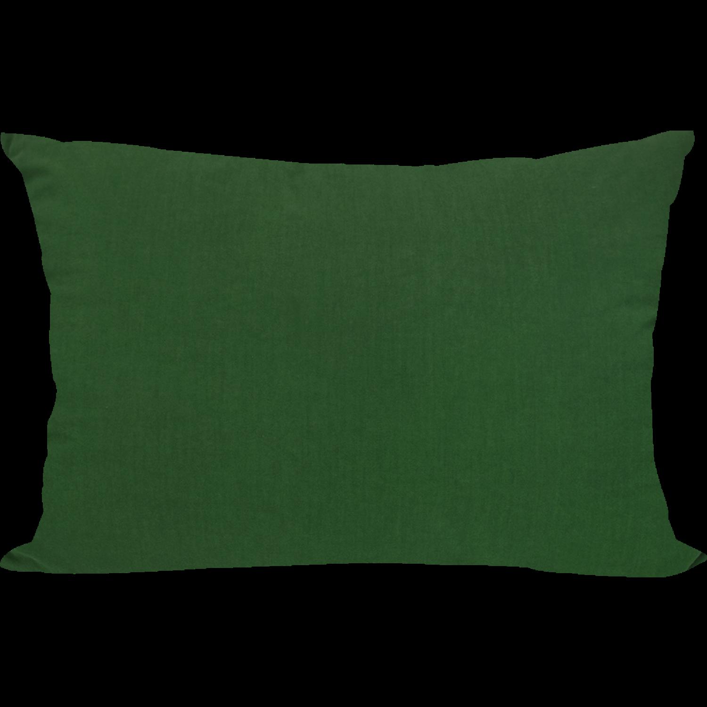 Algodon Green Pillowcase