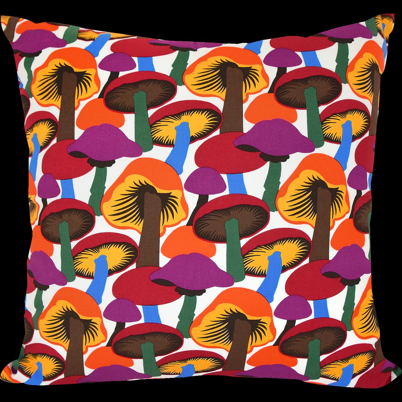 Wild Mushroom Cushion