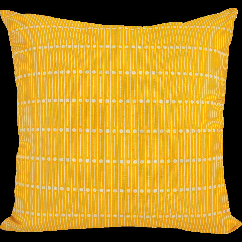 Miller Yellow Cushion