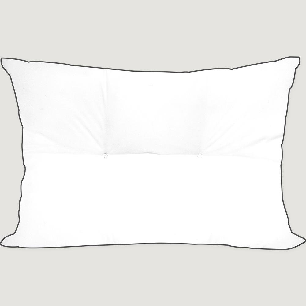 Microfiber Grand Curve Pillow