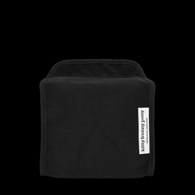 Easy Black Half Tissuebox Cover