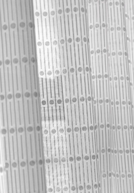 Miller Gray Sheer Curtain