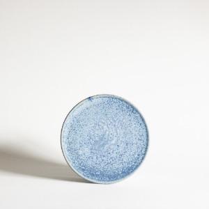 plate (13.5cm) - sky blue