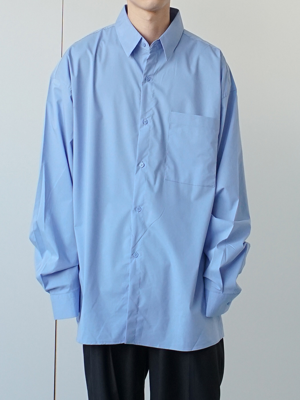 Resemble Over Shirt (7color)