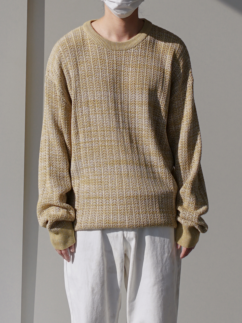 Timbale Knit (3color)