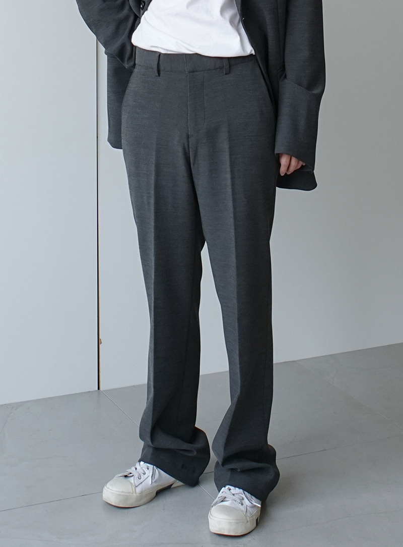 Finn Wide Trousers (3color)