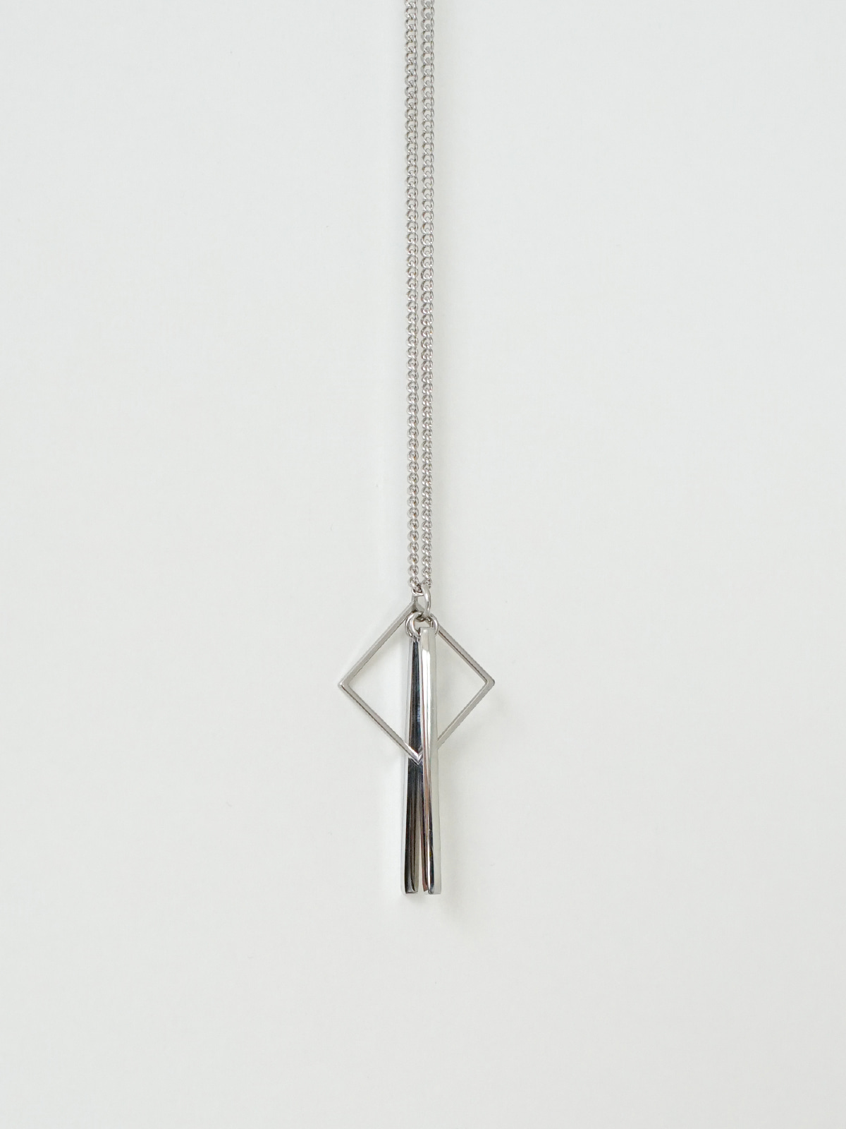Square Done Necklace