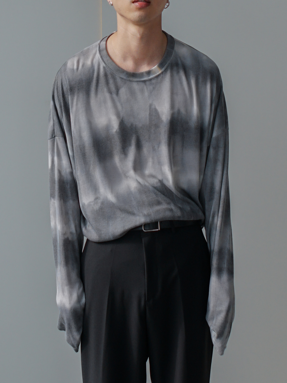 Don Oversized Tie-Dye Tee (2color)