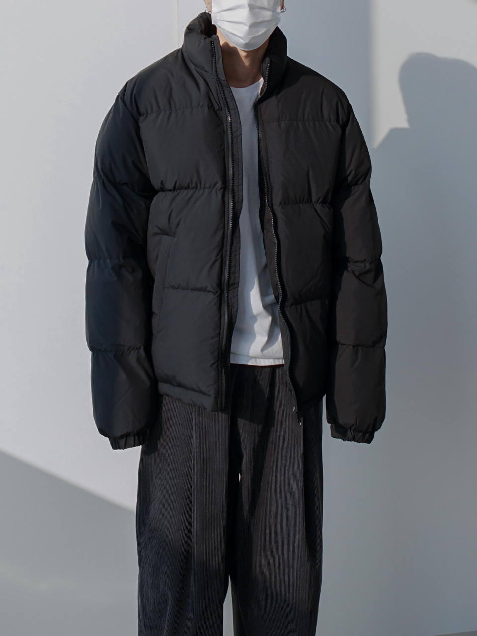 Essential Puffer Jacket (14color)