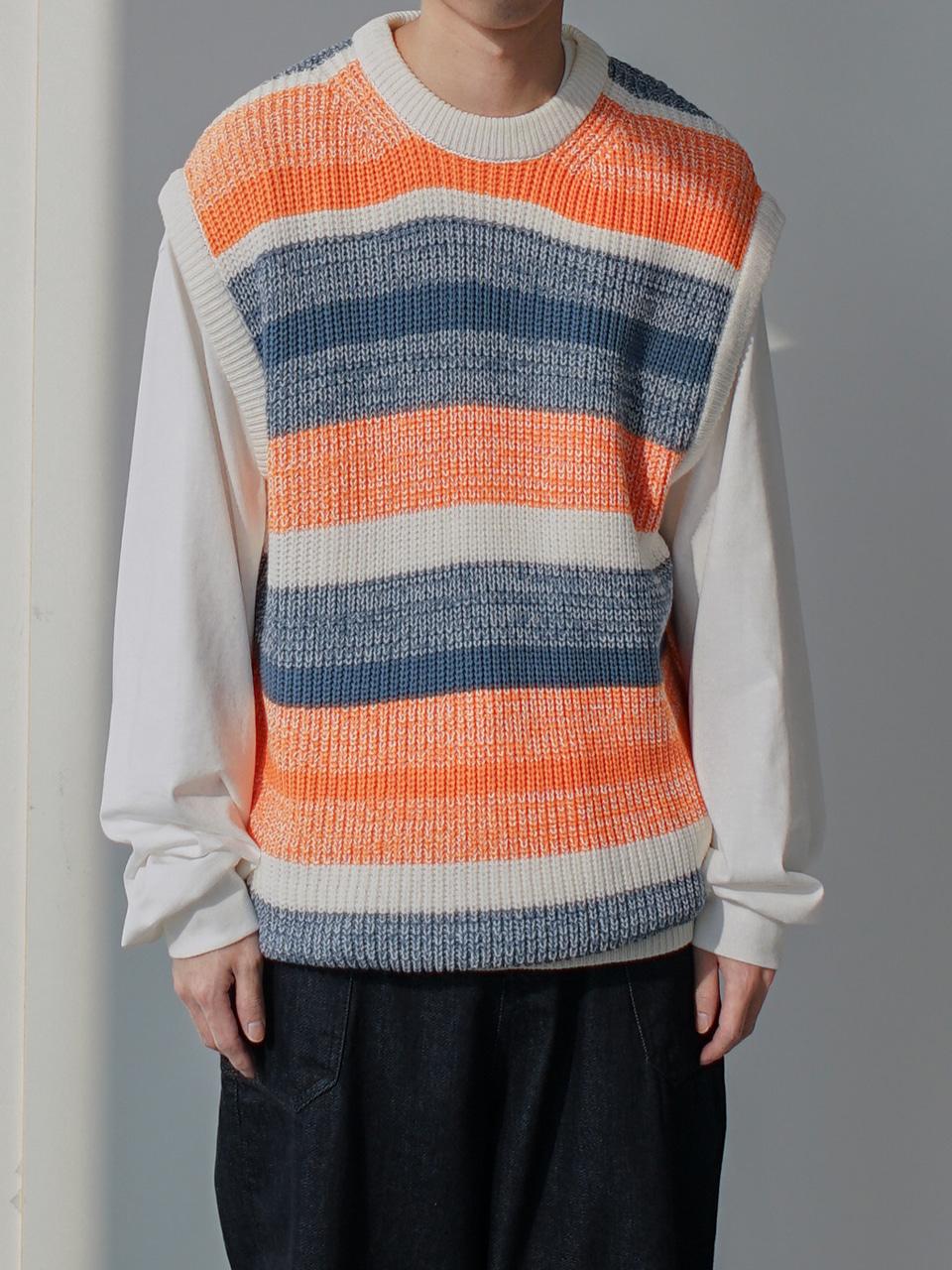 Luun Knit Vest (2color)