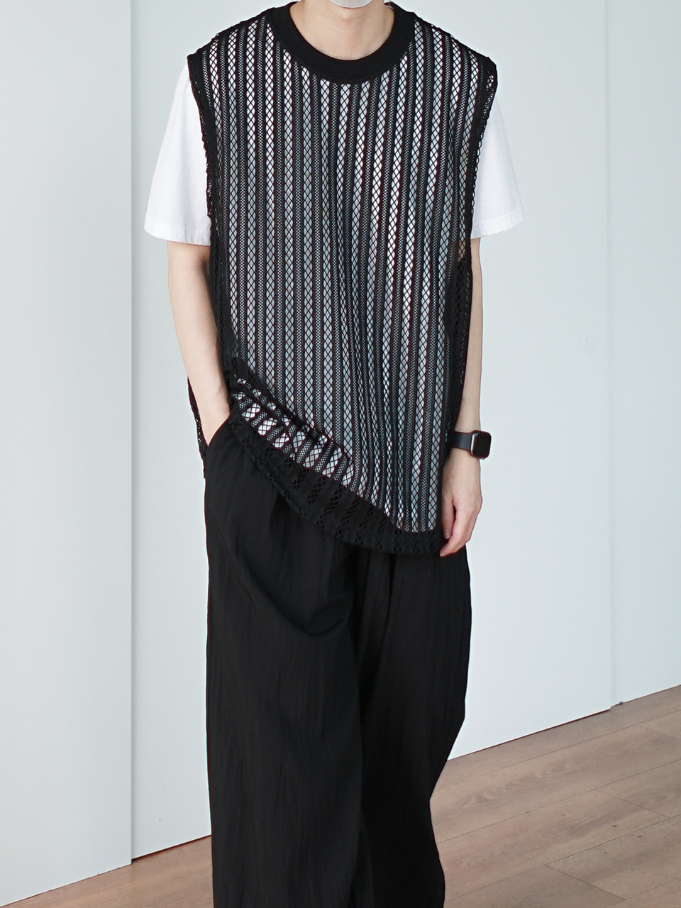 Archive Sleeveless (2color)