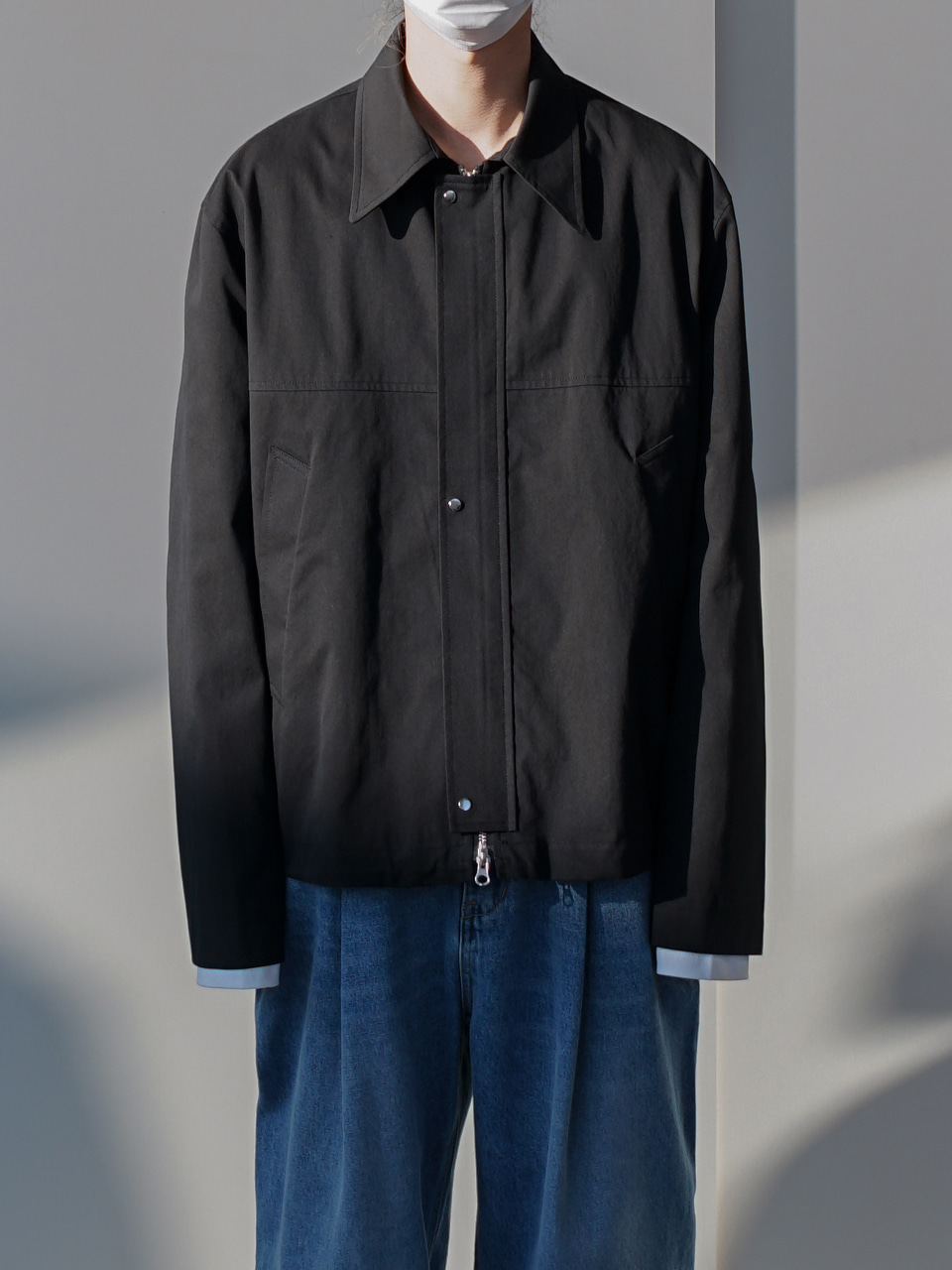 Eight Count Jacket (2color)