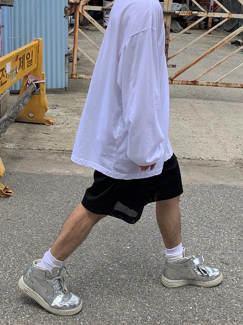 Walk Mesh Shorts (3color)