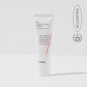 cosrx,balancium b5 d panthenol cream
