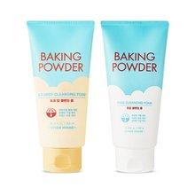 ETUDE_HOUSE,Baking_Powder_Cleansing_Foam_Big_Size_Set