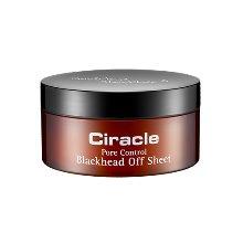 ciracle,pore control blackhead off sheet