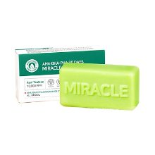 some by mi,aha bha pha 30days miracle cleansing bar