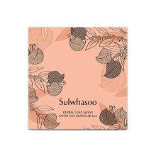 sulwhasoo herbal soap,apricot