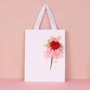 프리저브드 핑크/레드 카네이션(소,중,대,특대)