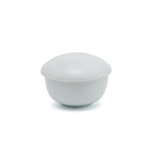 KwangJuYo Classic White MokDan-Mun Bowl Case
