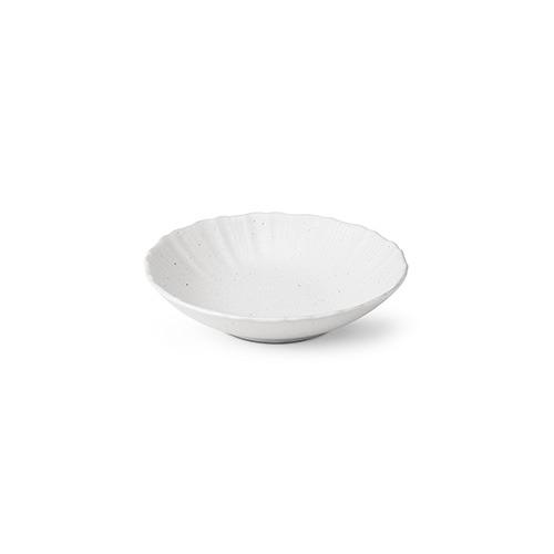 Seashell Series White Side Dish 13