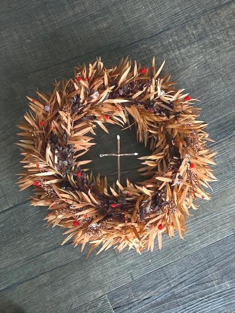대나무잎사귀리스