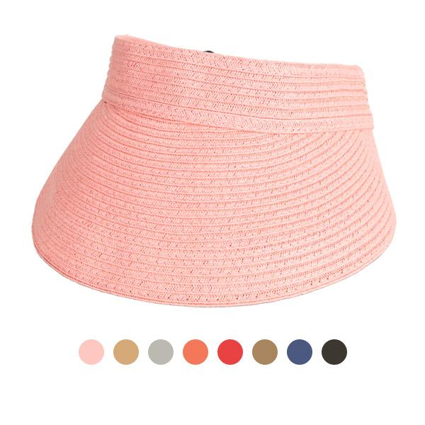 [디꾸보]타이니 돌돌이 썬캡 벨크로 모자 AC820