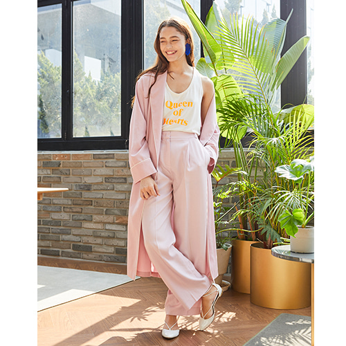 [THE MANSION x LAFETE] No.1 Robe (pink) 2차재입고