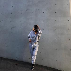 Gray Sweat & Pants (setup) 3차 리오더