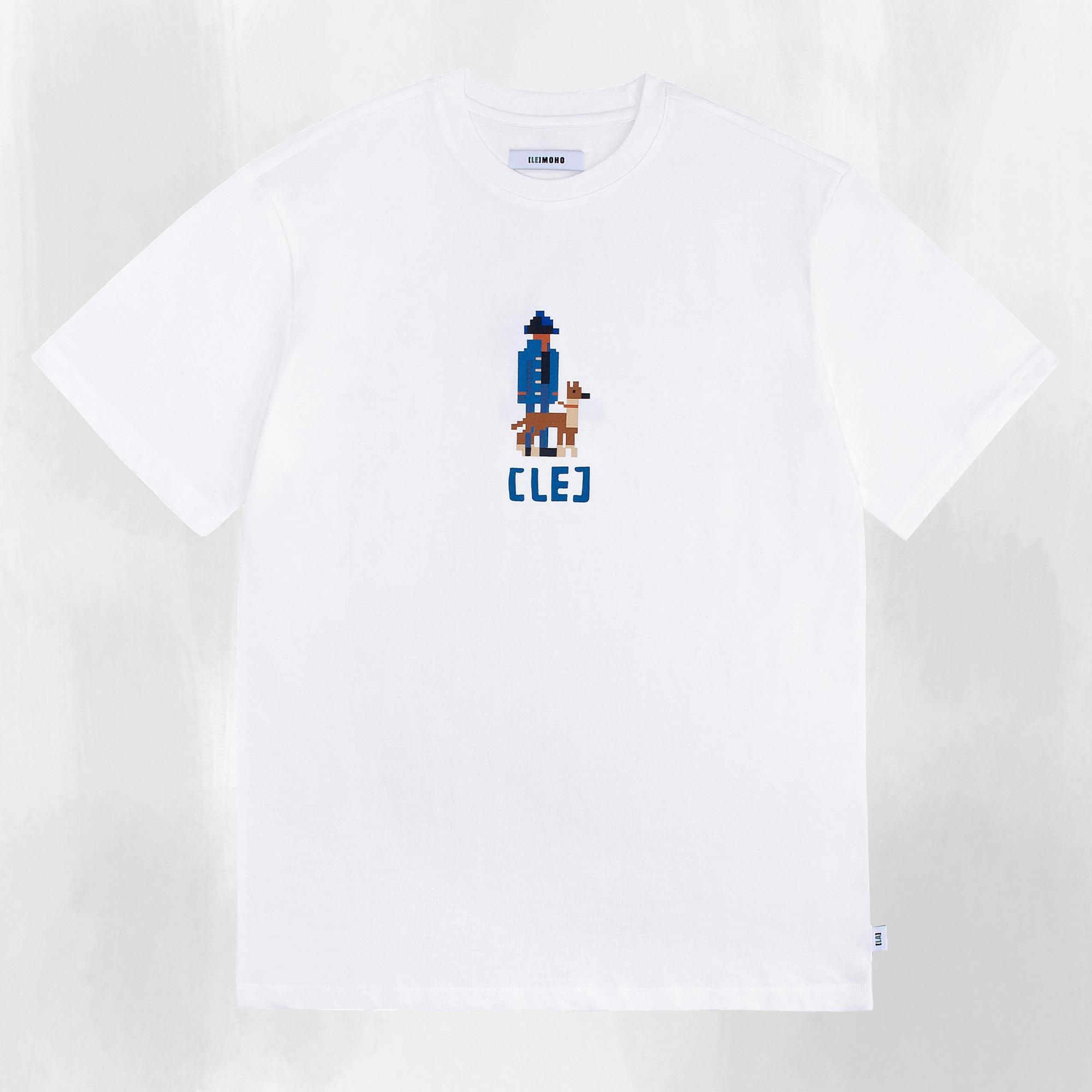 PIPI 티셔츠 (화이트)