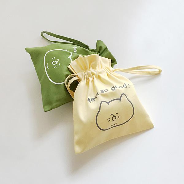 [쓰리먼쓰] 우엉이 캔디 파우치 (5color)