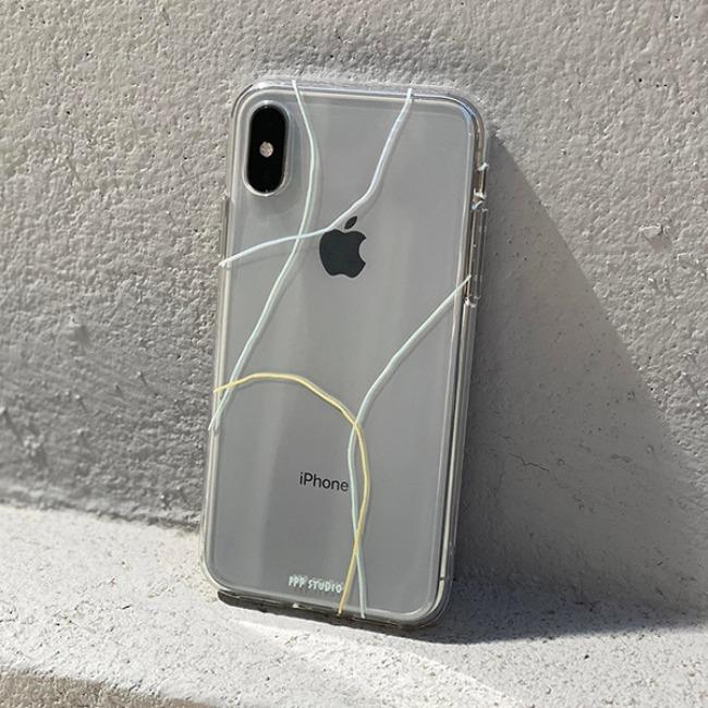[ppp studio] color line case