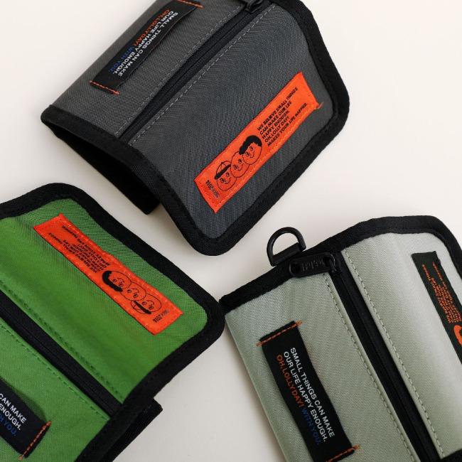 [오롤리데이] [Wallet] O,LD! folding wallet