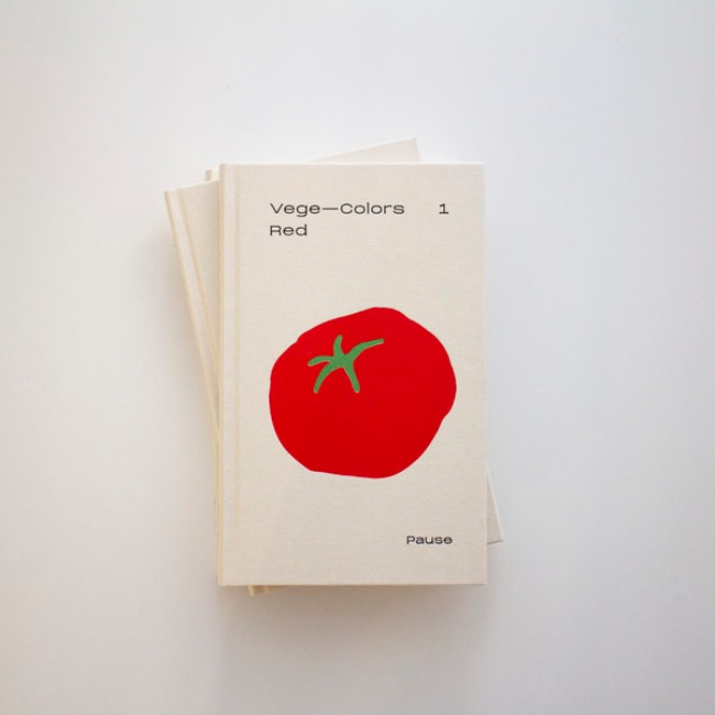 [ppp studio] [pause] Red vege colors vol.1 book