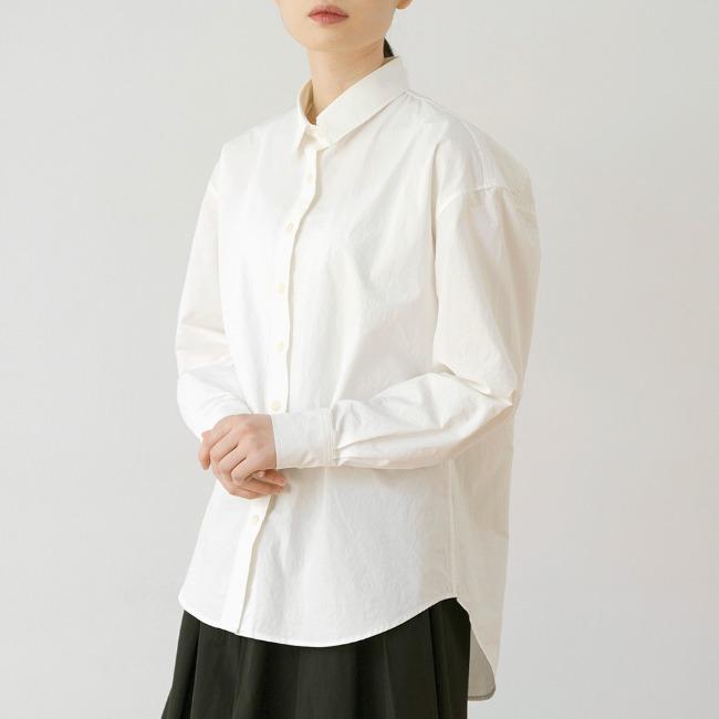 [오브젝트웨어] 플레인 셔츠 BASIC WOMAN(기획상품)