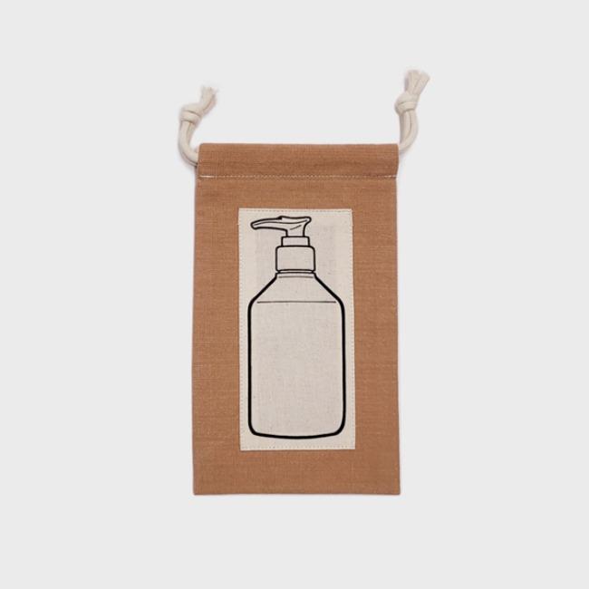 [0.1] Clean hand gel 파우치