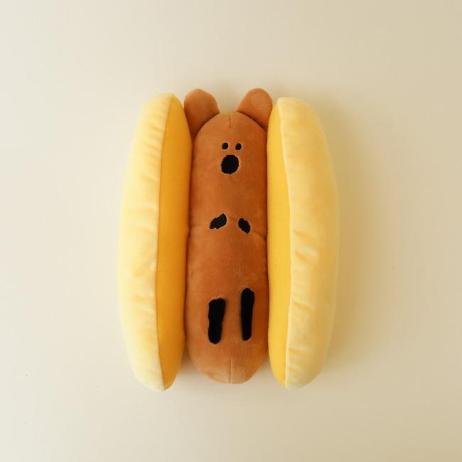 [다이노탱] Quokdog Plush Doll