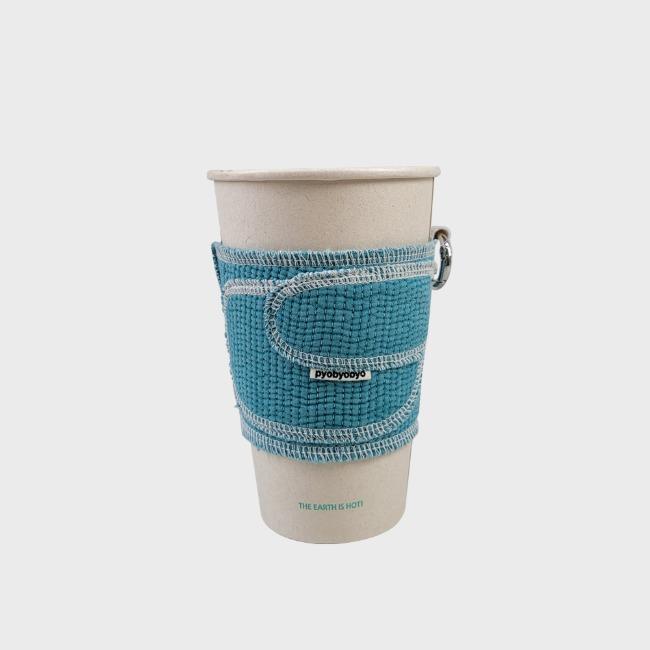 [표뵤뵤] 우주의 먼지 - 컵 감싸개 물색